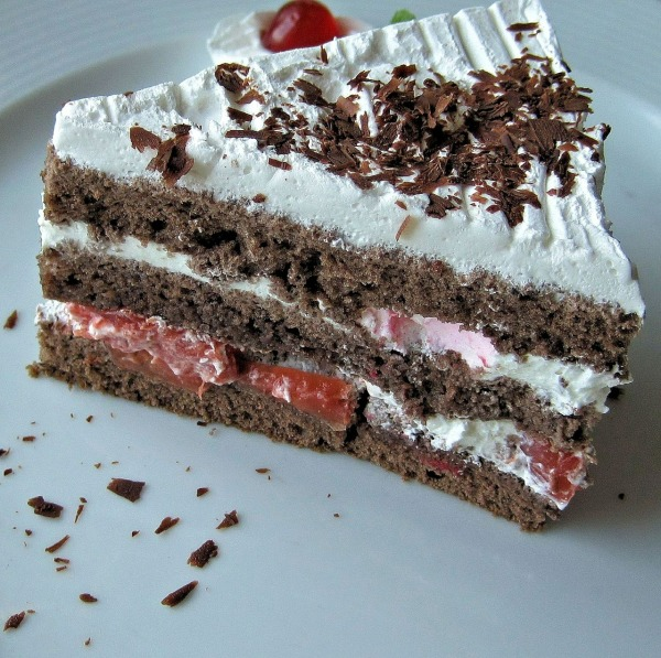 The Black Forest Cake - A Love Story